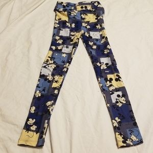 New LuLaRoe kids disney leggings